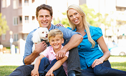 mosquito spray service that is safe for family and pets